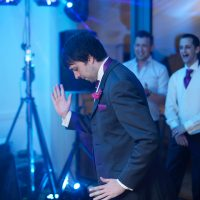 Manor Hill House mobile disco
