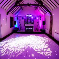 Ibiza themed wedding nights
